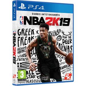 NBA 2K19 (PlayStation 4 - PS4) 19 2019