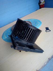 ventilator grijanja golf 4 bora