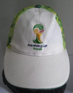 Kačket FIFA WORLD CUP BRAZIL 2014 - Brazli
