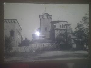 stara razglednica SRPSKO-PRAVOSLAVNI MANASTIR ŽIČA