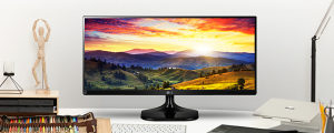"Monitor 25"" LG 25UM58-P Ultrawide IPS, 2x HDMI"