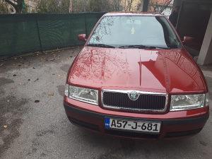 Škoda Octavia presla 74900 km