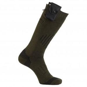 Čarape s GRIJACEM dugacke ALM WALKER
