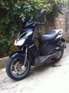 aprilia sportcity 250ccm