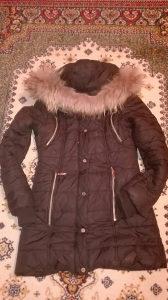 Zenska jakna pravo krzno
