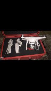 Dron phantom 2 vision