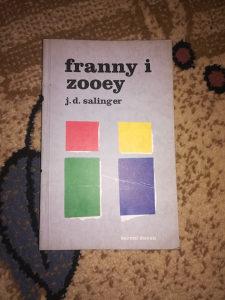 """J.D.SALINGER """" FRANNY i ZOOEY"""""""