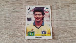 Panini Italija 1990 god.ROMARIO Brazil