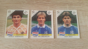 Panini Italija 1990 god HOLANDIJA-HOLAND
