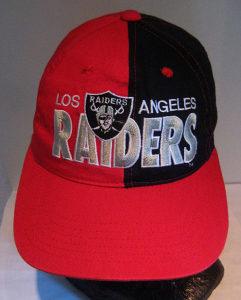 Kačket LOS ANGELES RAIDERS
