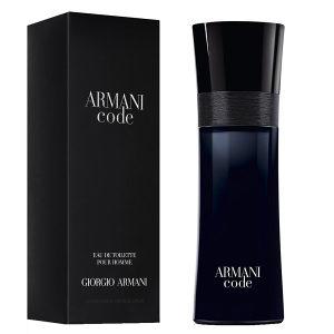 ARMANI CODE 125ML 061 953 600