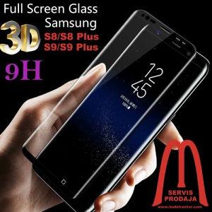Zaštitno staklo Samsung S8, S8+, S9, S9+