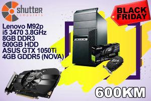 BLACK FRIDAY GAMING PC LENOVO V8