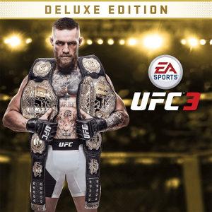 UFC 3 Deluxe PS4