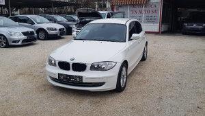 BMW 118d 105KW 2009 NAVI SERVISNA 188tkm UVOZ CH