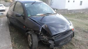 Ford ka 2008;ford ka,udaren,havarisan