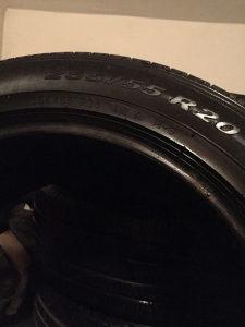 Pirelli Scorpion M+S (4) - 255/55 R20 - pireli ms gume