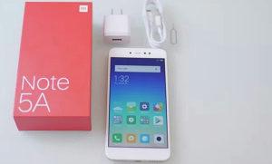 """Xiaomi NOTE 5A - 5,5""""HD ekran - poklon maskica"""
