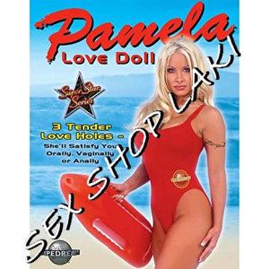 Seksi lutka Pamela / Erotska seksualna sexy pomagala