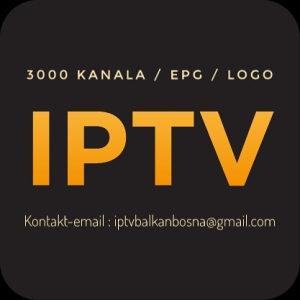 IPTV 3000+KANALA-EPG-LOGO