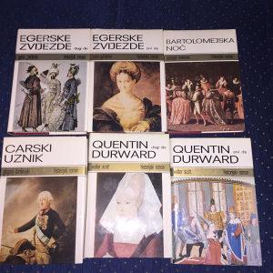 Historijski romani 1-6