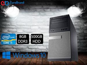 DELL 7010 i5-3470 8GB DDR3 WIN 10