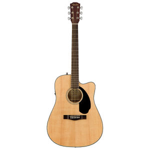 FENDER CD60CE NAT Gitara