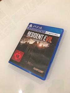 Resident Evil 7 PS4 VR