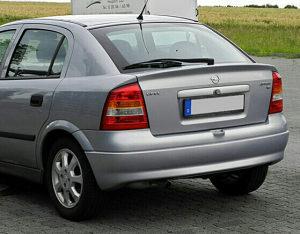 Opel astra G Gepek