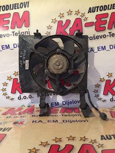 Ventilator hladnjaka opel agila 1.3 DTI KA EM