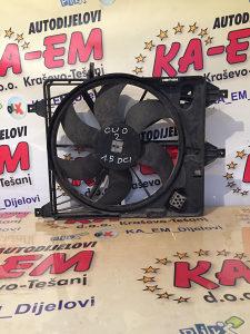 Ventilator hladnjaka renault clio 2 1.5 DCI KA EM