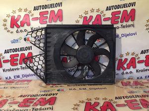 Ventilator hladnjaka polo 6R 1.6 TDI KA EM