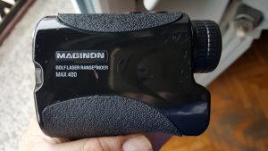 daljinomer magninon 400m