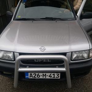 Opel Frontera 2.2 dci moze zamjena