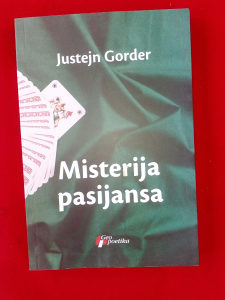 Knjiga,Misterija pasijansa