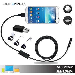 Endoskopska kamera DB Power za mobitel, laptop