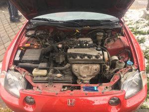 Honda CRX motor d16z6 VTEC 1.6