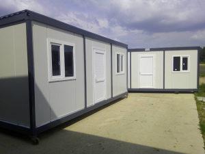 Stambeni-kancelarijski kontejner 600x240x264 cm