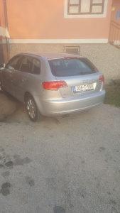 Audi a3 sport back