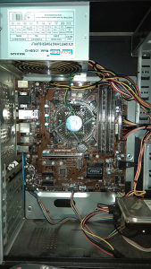 B250M PRO-VDH / 8GB DDR4 / G4400
