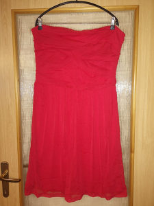 Prodajem  crvene svecane haljine