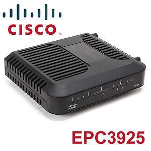 Cisco router modem