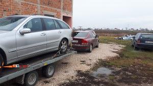 Mercedes c clasa W203 200 220 CDI karavan dijelovi