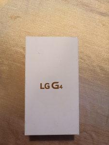 LG G4 LEATHER BROWN DUAL SIM, KAO NOV