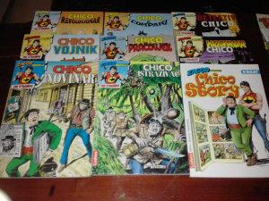 Ciko (Chico) stripovi