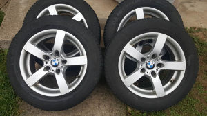 zimske gume sa felgama -BMW 5