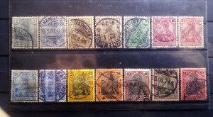 Rajh Germania 1900 kat. 120.-