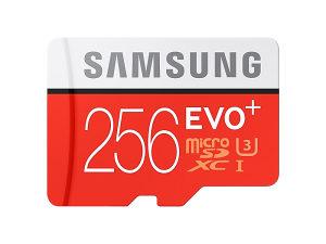 Samsung EVO Plus UHS-3 microSD 256GB micro SD 256GB