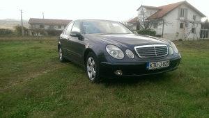 Mercedes E 200 220 CDI