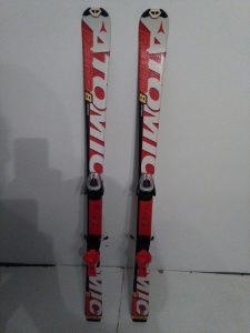 Extra skije za djecu ATOMIC RACE 8,140 cm carving